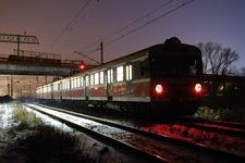 Wypadek kolejowy pod Olsztynem. Nie żyje mężczyzna