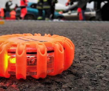 Wypadek autobusu w Zduńskiej Woli. Kierowca samochodu był pijany
