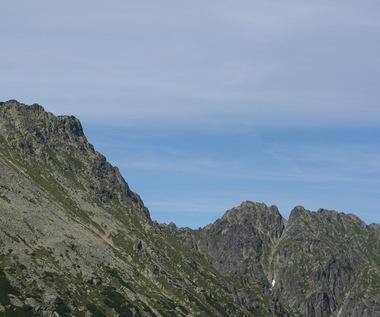 Spadające kamienie, złamane nogi. Seria wypadków w Tatrach