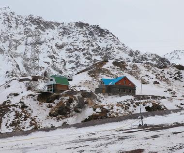 Ratownicy pomogli Polakowi na Elbrusie