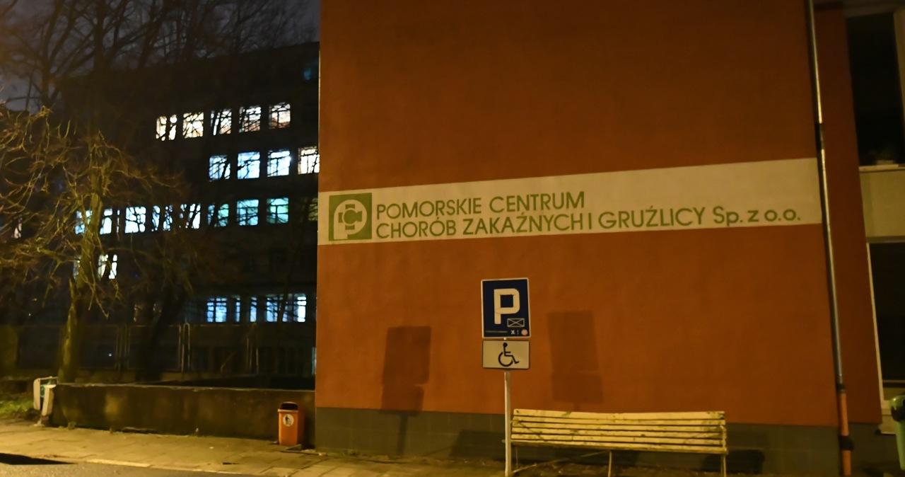 Lekarz szpitala w Gdańsku zarażony koronawirusem. Izba przyjęć zamknięta