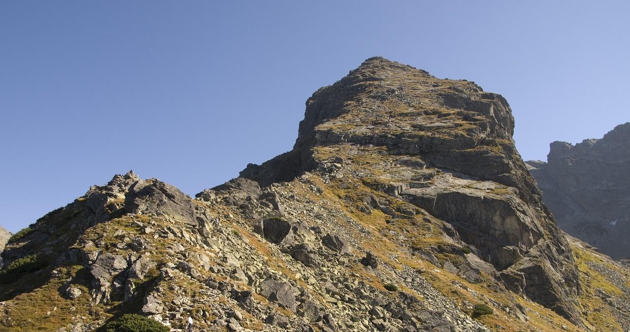 Dramat w Tatrach: Ciało taterniczki na trasie wspinaczkowej
